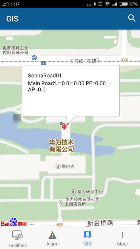 GIS地图