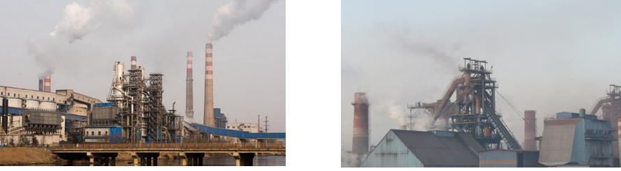 非电工业废气排放取证